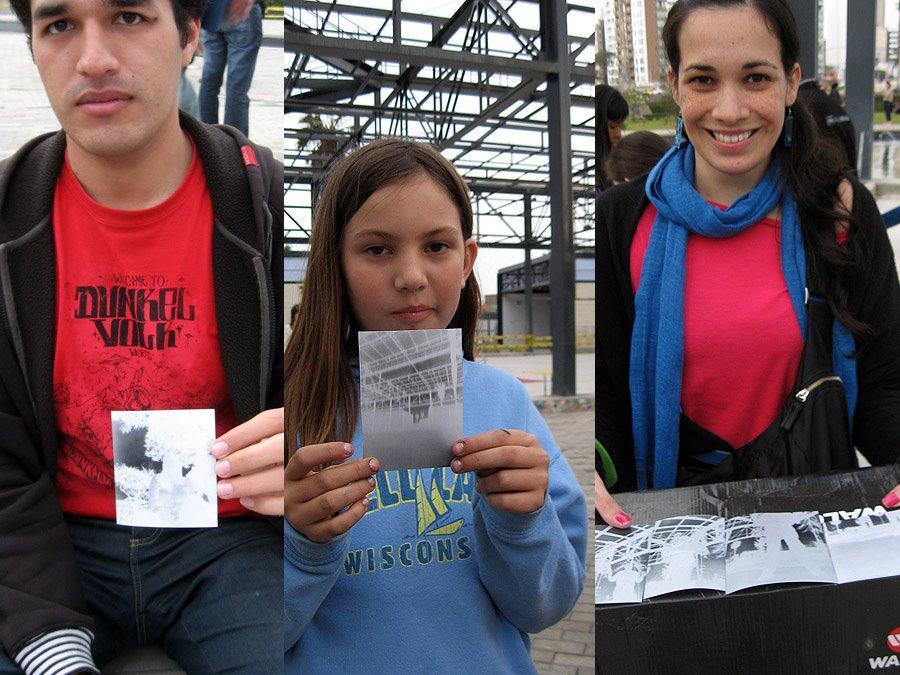 Taller de fotografía estenopeica en el MAC-Lima