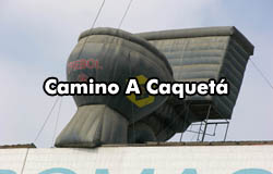 Camino A Caquetá